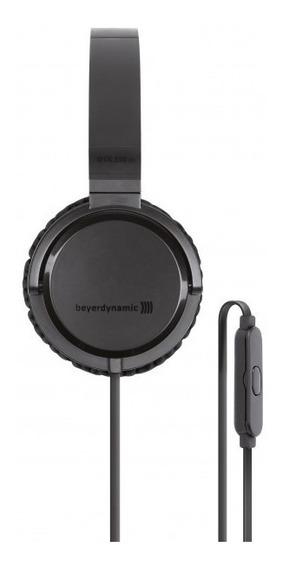 Fone De Ouvido Headphone Beyerdynamic Dtx 350m Preto