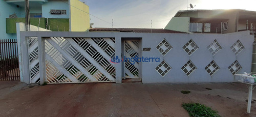 Casa À Venda, 240 M² Por R$ 580.000,00 - Jardim Kobayashi - Londrina/pr - Ca1181