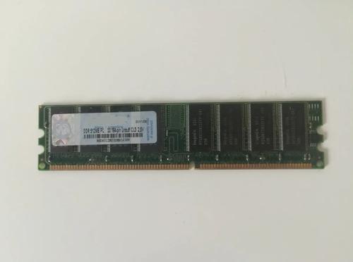 Memoria Ddr De 512 Mb 333 Mhz Pc2700