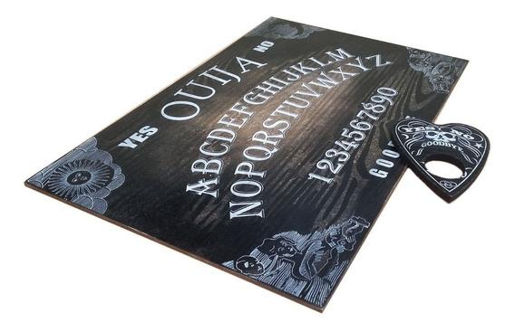 Tabuleiro Ouija Black C/ Ponteiro