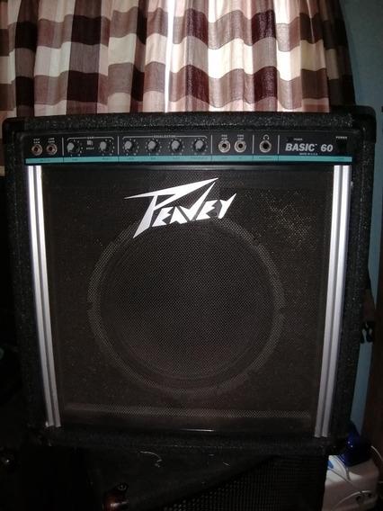 Amplificador, Peavey, Basic 60
