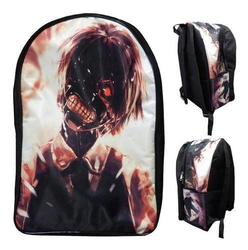Tokyo Ghoul Mochila Backpack Ken Kaneki Bozal