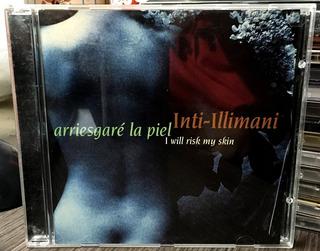 Inti Illimani - Arriesgare La Piel (1996)