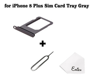Emien Sim Card Tray Slot Holder Replacement With Waterproof