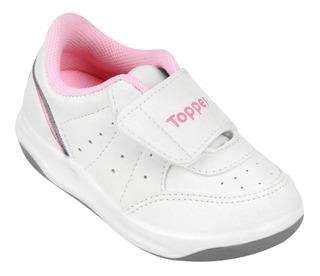 Zap Baby Forcer Blanco Rosa Topper Niño