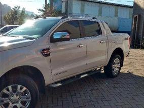 Ford Ranger 3.2 Limited 4x4 Automatica 2017 Top De Linha!