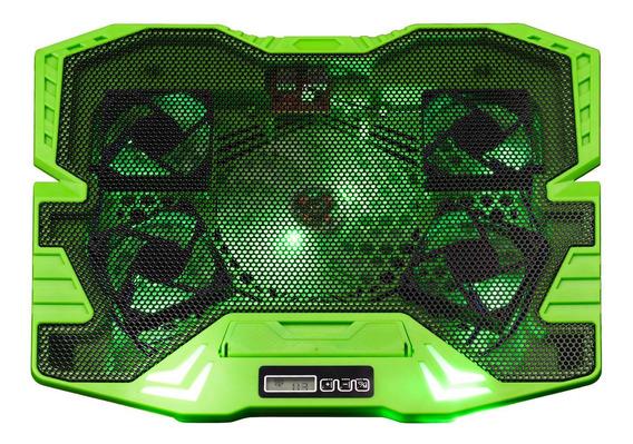 Cooler Para Notebook Multilaser Gamer Warrior - Ac292