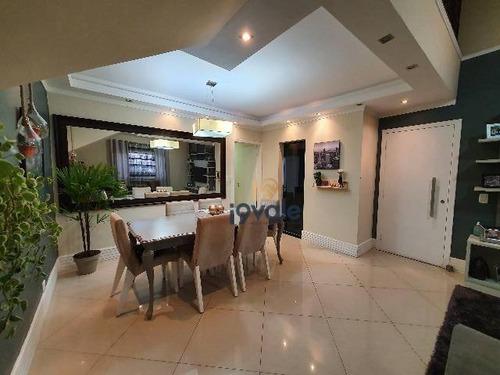 Casa Com 3 Dormitórios À Venda, 180 M² Por R$ 650.000,00 - Jardim Das Indústrias - São José Dos Campos/sp - Ca1690