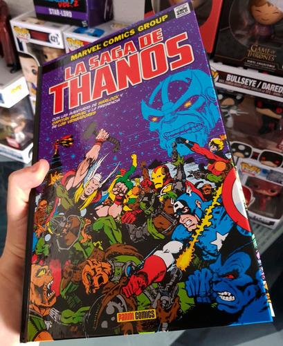 La Saga De Thanos Marvel Comics A 239