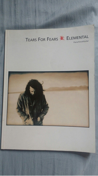 Tears For Fears Elemental Songbook Raro