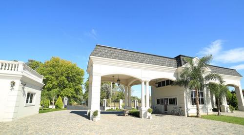 Lote En Venta Chateau Pilar