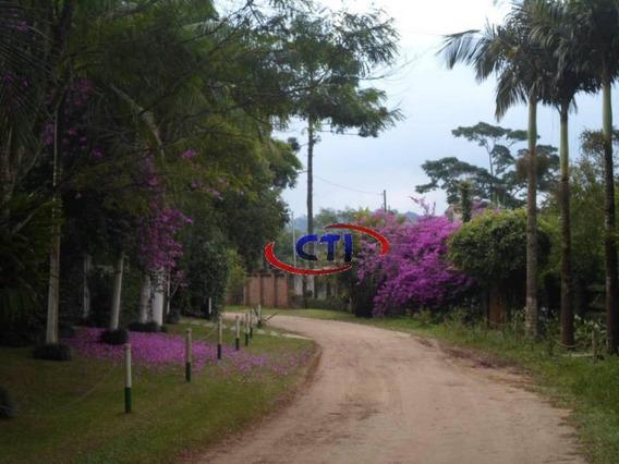 Terreno Em Condomínio Fechado À Venda, Balneário Palmira, Ribeirão Pires. - Te0053