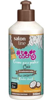 Crema De Peinar Salonline To De Cacho Coco 2 Abc Liberada