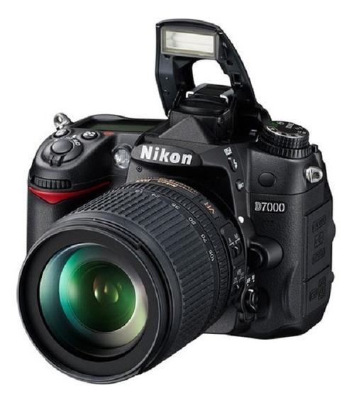 Nikon D7000 + Nikkor 18-105 - Menos De 9500 Disparos