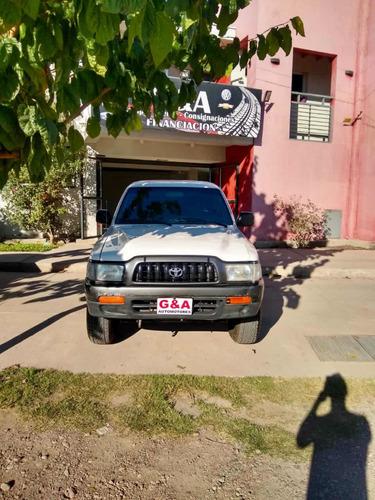 Toyota Hilux 3.0 D/cab 4x4 D Dx S/aa 2003