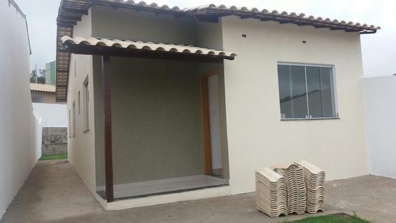 Excelente Casa 3qts Em Esmeraldas - 6724