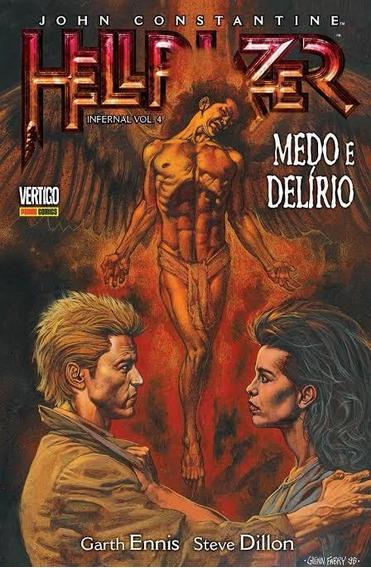 Hellblazer Infernal 1, 2 E 4