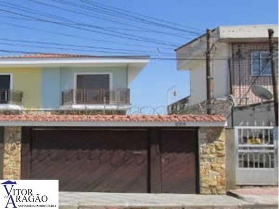 20007 - Sobrado 3 Dorms. (1 Suíte), Parada Inglesa - São Paulo/sp - 20007