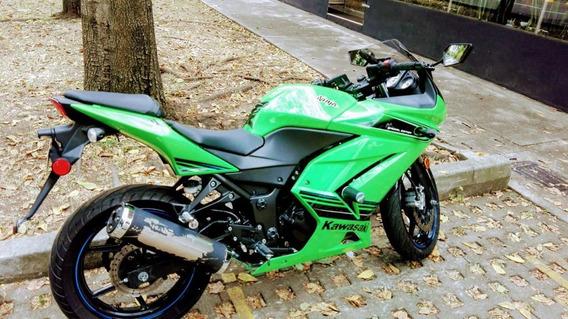 Kawasaki Ninja 250 Como Nueva