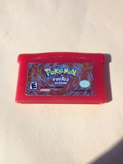 Pokemon Fire Red Gba