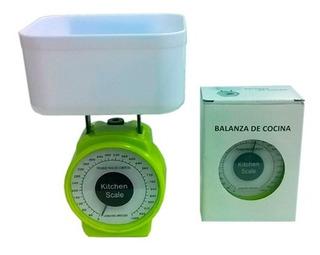 Balanza De Cocina Compacto. Hasta 1 Kg