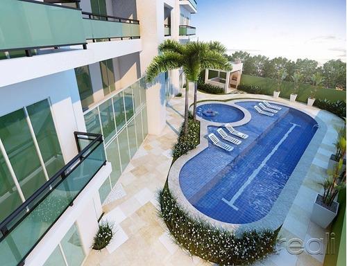 Apartamento - Meireles - Ref: 185 - V-rl185