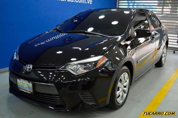 Toyota Corolla Le- Automatico