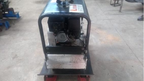 Placa Vibratória Reversível Tpc260wrh Gasolina Toyama Usada