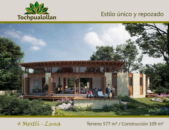 Tepoztlán Casas En Venta Con Vista De 360º