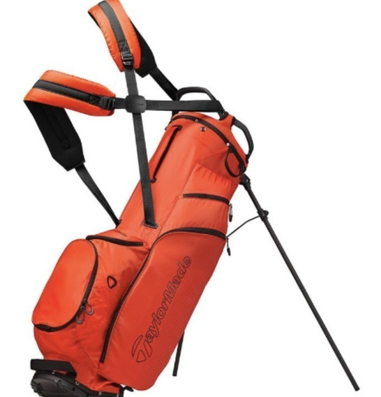 Bolsa Maleta De Golf Taylor Made Lite Tech 3.0stand Bag 2019
