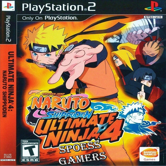 Naruto Ps2 Shippuden Ultimate Ninja 4 Patch . Me