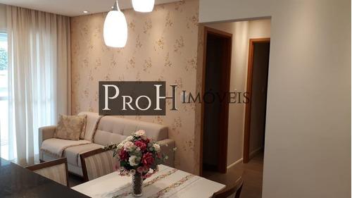 Imagem 1 de 15 de Apartamento Para Venda Em São Caetano Do Sul, Nova Gerty, 2 Dormitórios, 1 Suíte, 2 Banheiros, 2 Vagas - Restirose