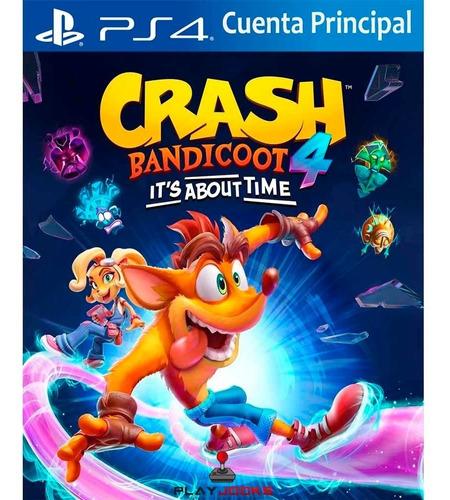 Crash Bandicoot 4 Ps4 Digital