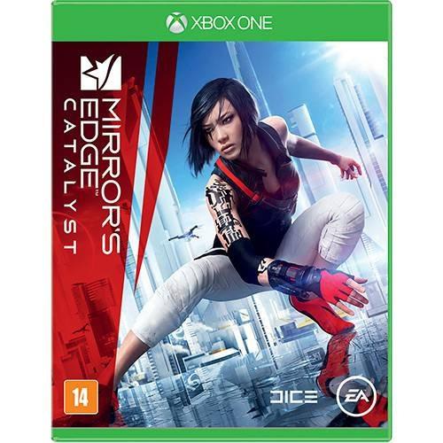Jogo Mídia Física Mirrors Edge Catalyst Para Xbox One