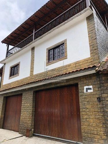 Casa - Quitandinha - Ref: 4656 - V-4656