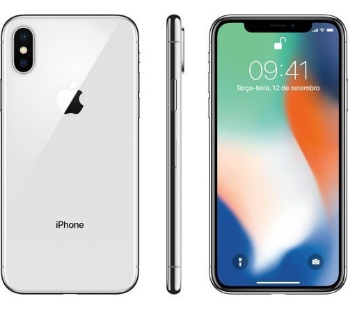 Phone X 64gb Branco Semi