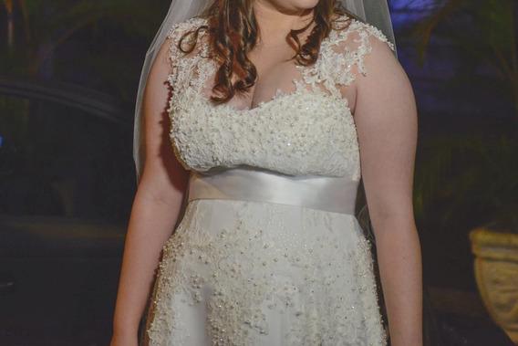 Vestido De Noiva Rossella Rosa