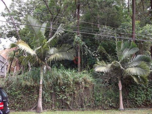 Imagem 1 de 6 de Terreno Comercial À Venda, Nova Higienópolis, Jandira - Te0174. - Te0174