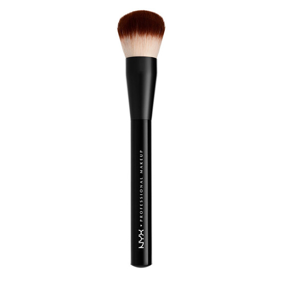 Brochas Maquillaje Multipropósito Buffing Prob Brush Nyx