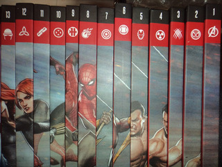 Herois Mais Poderosos Da Marvel Avulsa 1 A 99 Monte Seu Lote