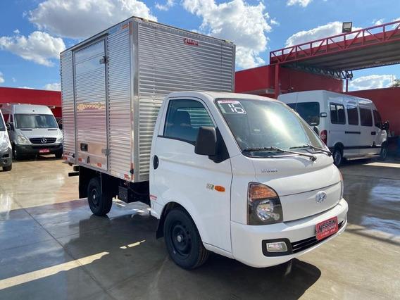 Caminhão Hr Hyundai Baú Aluminio Negrini - 139.273km - 2016