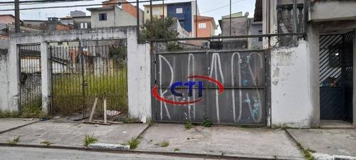 Terreno À Venda, 285 M² Por R$ 500.000,00 - Parque Espacial - São Bernardo Do Campo/sp - Te0092
