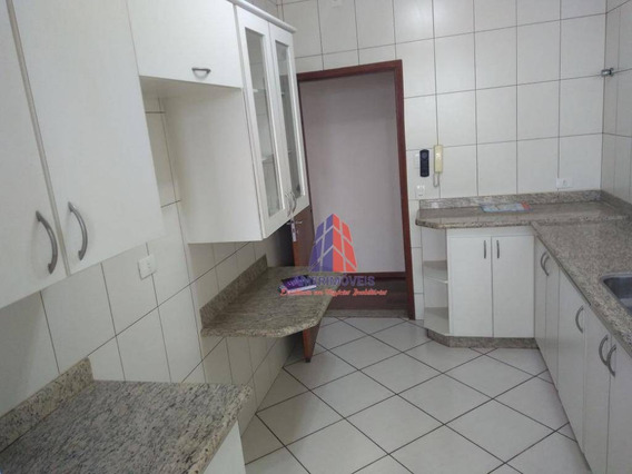 Apartamento Com 3 Dormitórios À Venda, 110 M² Por R$ 500.000 - Residencial Altos Do Jardins - Jardim São Paulo - Americana/sp - Ap0488