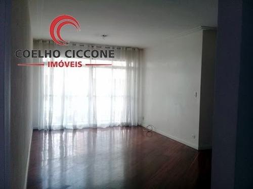 Imagem 1 de 15 de Apartamento Em Santa Paula - Sao Caetano Do Sul, Sp - V-2220