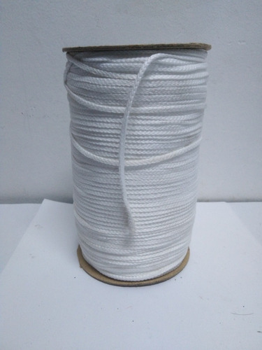 Cordón Para Mono Short Chaquetas 4mm
