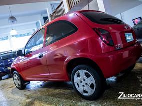 Chevrolet Celta Lt Nafta Rojo 2011 Cuotas
