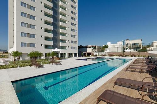 Apartamento No Sagrada Família Com 02 Quartos, 02 Vagas E Área De Lazer Completa !!! - Op2212