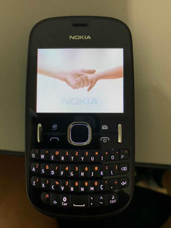 Celular Nokia Asha 200 - Qwert-dual Chip -câm-bluetooth