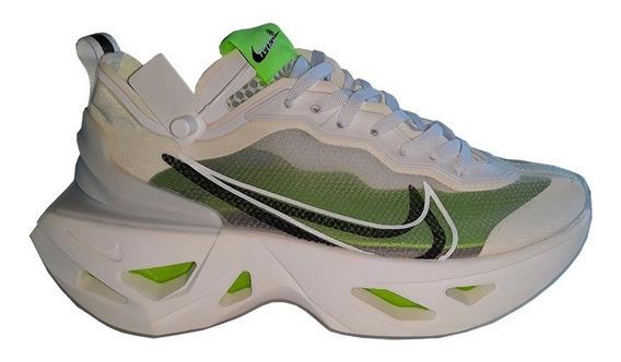 Nike Zoomx Vista White / Yellow