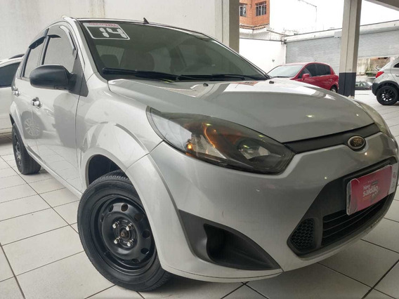 Ford Fiesta Sedan 1.0 Rocam Se Flex 4p 2014